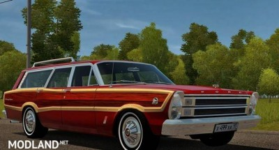 Ford Country Squire 66 [1.5.9]